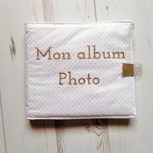 Livres photos pour bébé modèle Sixtine