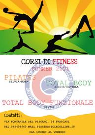 Volantino Fitness Summer 2021