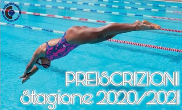 Preiscrizioni 2020-2021