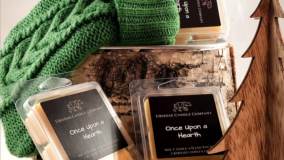 Once Upon A hearth- Wax Melts