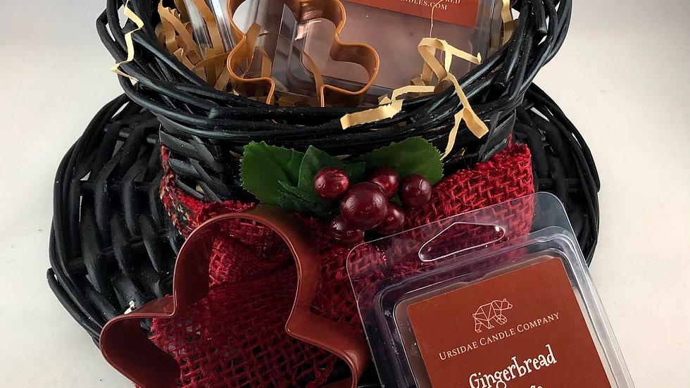 Gingerbread House- Wax Melts