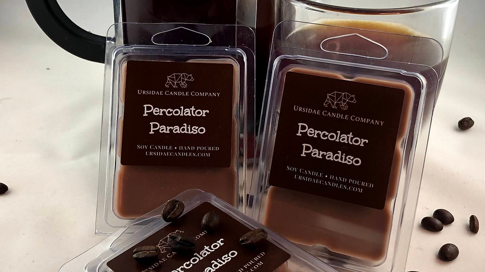 Percolator Paradiso- Wax Melts