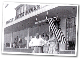 Quaker Creek Store in the fifties