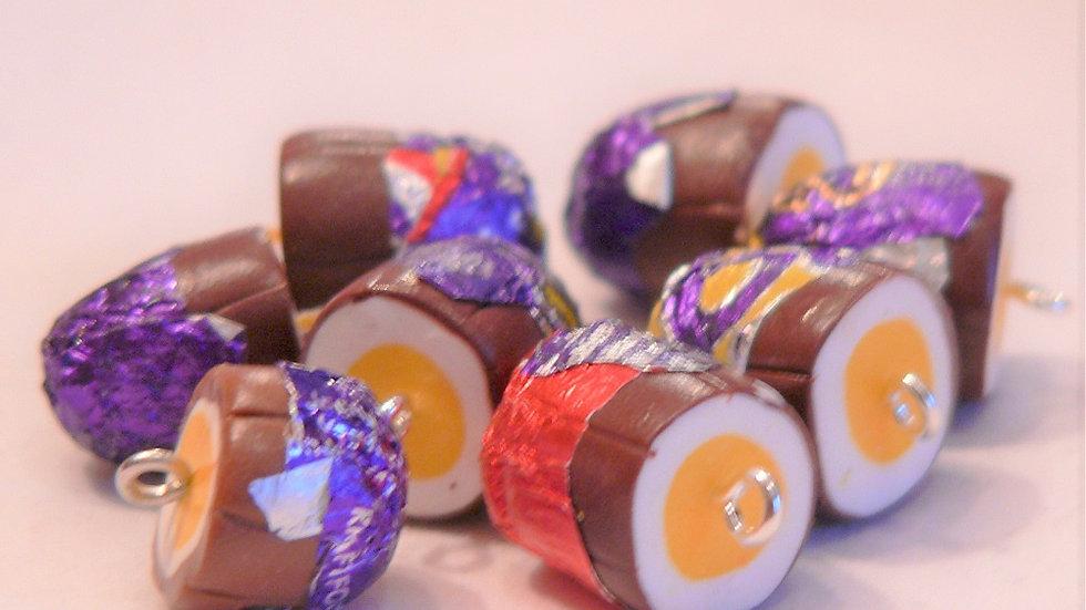 Creme Egg Charms