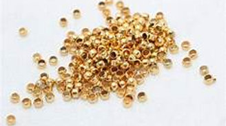 Gold Plated Crimps