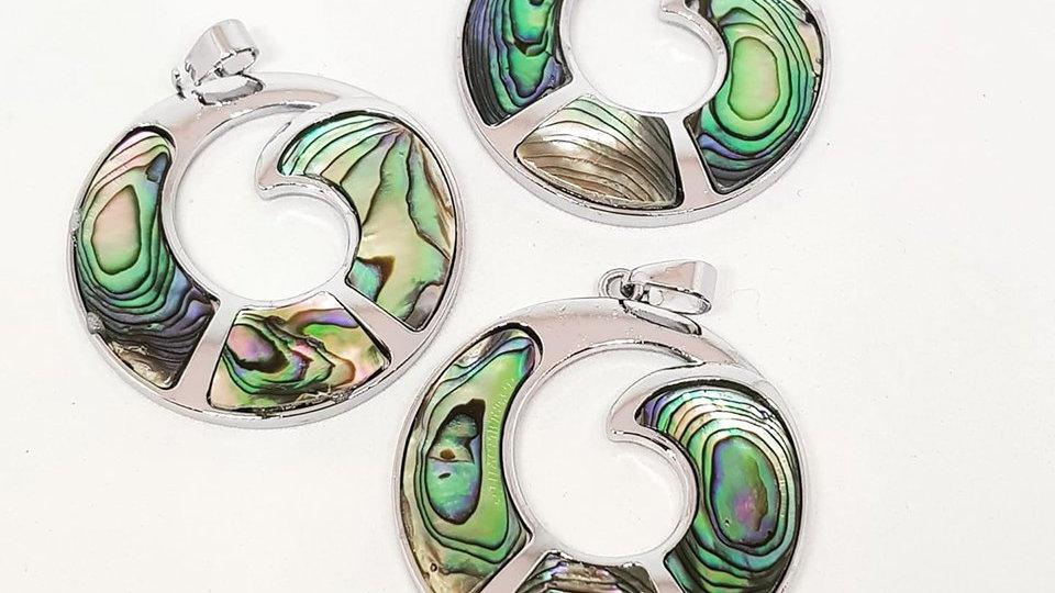 Abalone Pendants