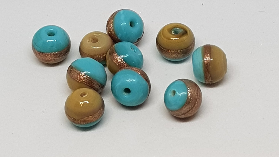 Indian Glass Rounds