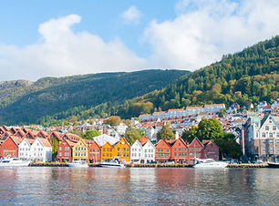 Bergen, fjordcruise, Hardangerfjord, Sognefjord
