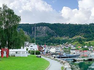 Norheimsund, fjordcruise, Hardangerfjord