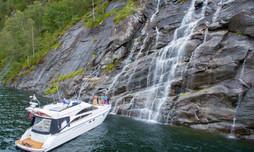 Iselina Bella waterfall
