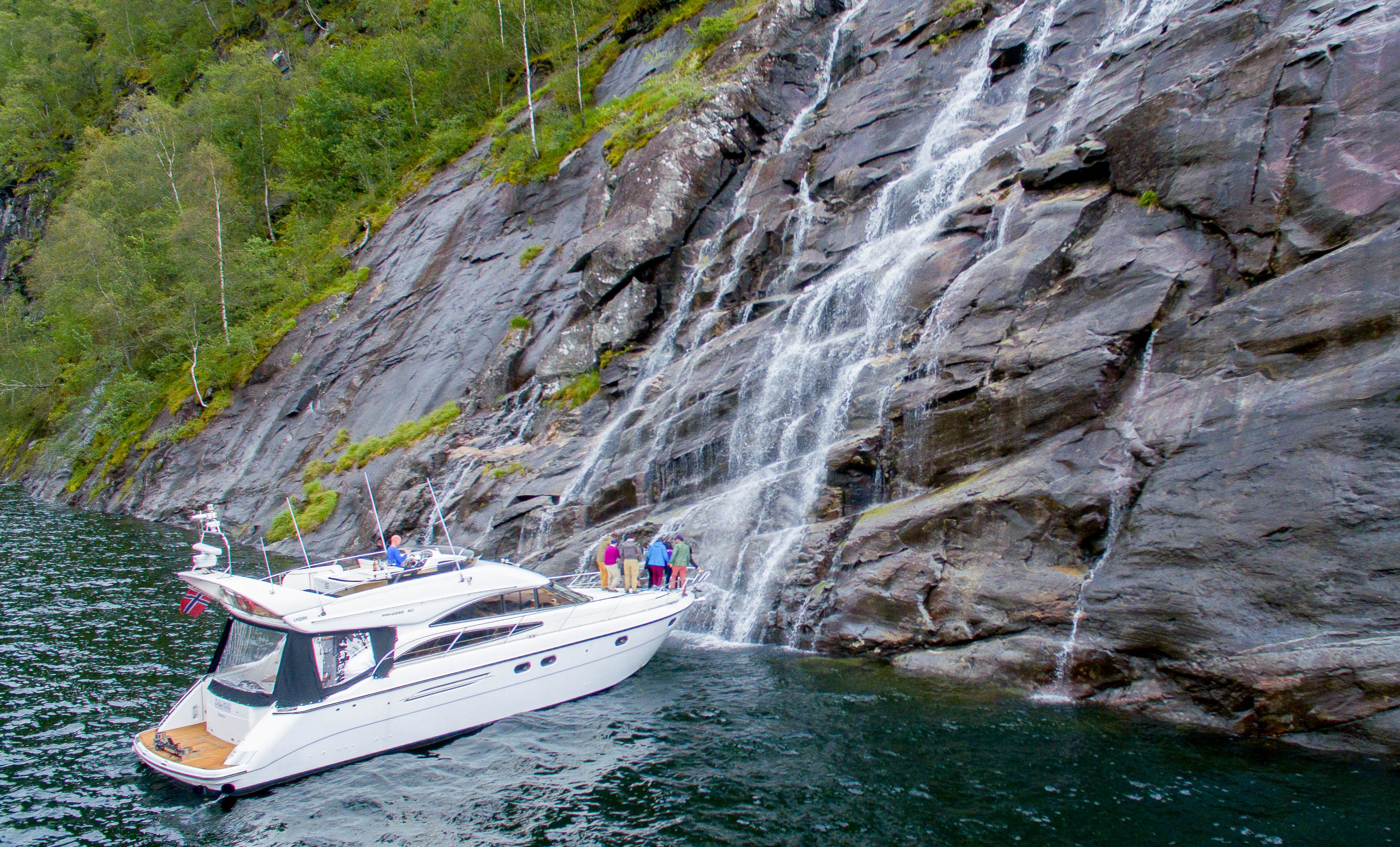 Modal/ Mostraumen fjord cruise 8 hours