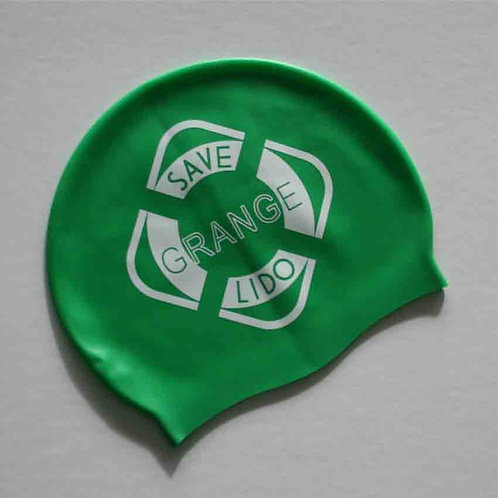 Swim Hat - Jade