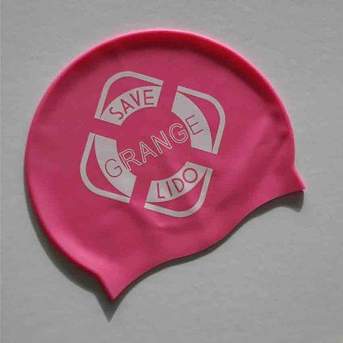 Swim Hat - Pink