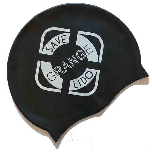 Swim Hat - Black