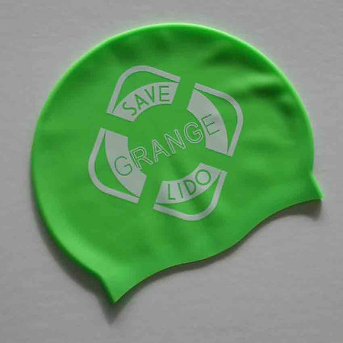 Swim Hat - Green