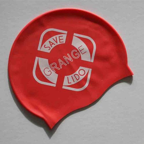 Swim Hat - Red