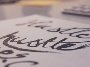 Hustle Culture: A Reflection from STEM by Pallavi Dutta