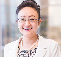 Breaking the Glass & Bamboo Ceiling with Cissy Ma