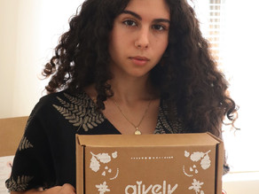 The Process Lab: Community-Focused Gift Giving with Alexandra Pourvali from Gively Studio