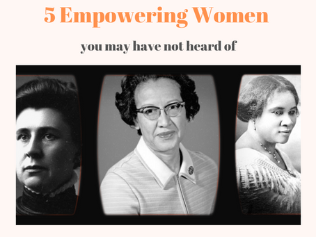 5 Empowering Women You've Probably Never Heard of!