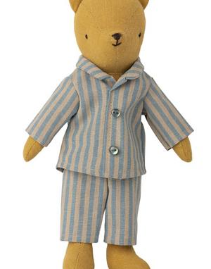 Maileg: Pyjamas for Teddy Junior
