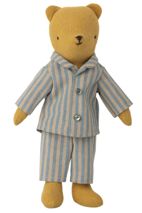 Maileg: Pyjamas for Teddy Junior