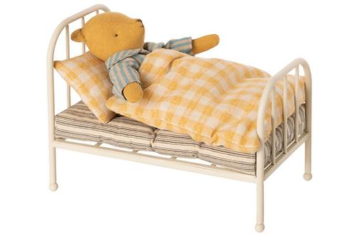 Maileg: Vintage bed, Teddy Junior