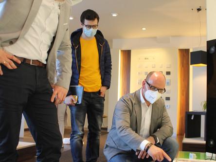 """Luftdesinfektion statt Lockdown - Försterling: """"Mittel, um Leben trotz Virus stattfinden zu lassen"""""""