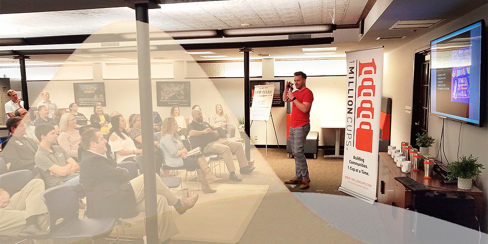 1 Million Cups - Sept 2nd