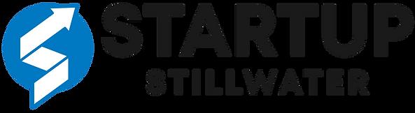 Startup Stillwater Blue Color Horizontal