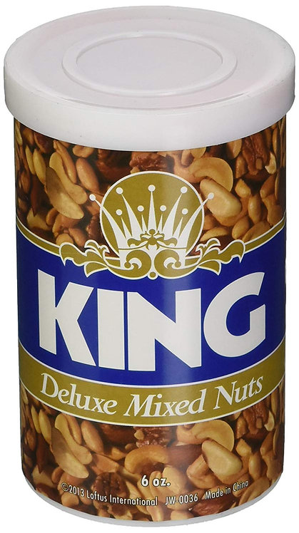 King Deluxe Mixed Nuts Prank