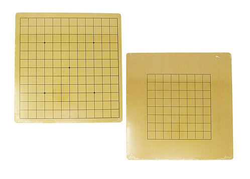 Double-sided 9x9 / 13x13 Standard Size GO Board