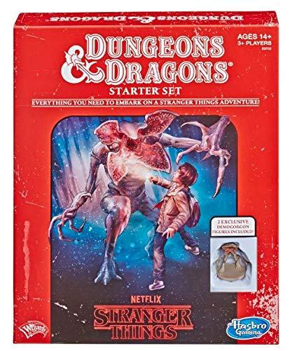 D&D 5th: Stranger Things Starter Set
