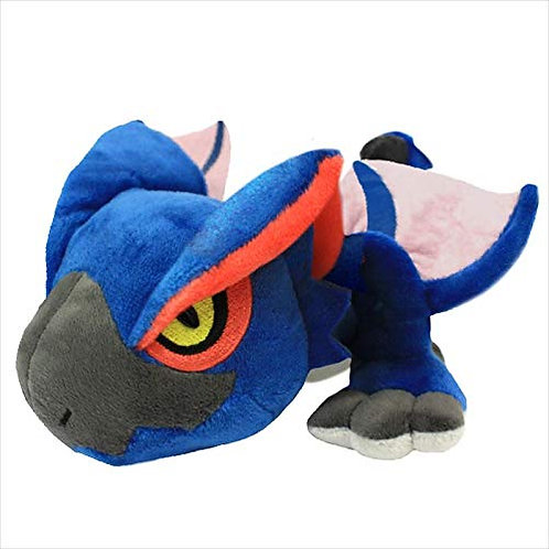 Capcom Monster Hunter: Nargacuga Soft Springy Plush