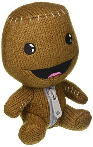 "Retro-Bit Stubbins Sack Boy Plush Toy - Playstation Series - 6"" Inch"