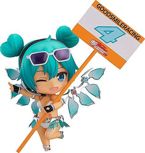 Good Smile Racing Hatsune Miku Gt Project: Racing Mik Nendoroid Action Figure