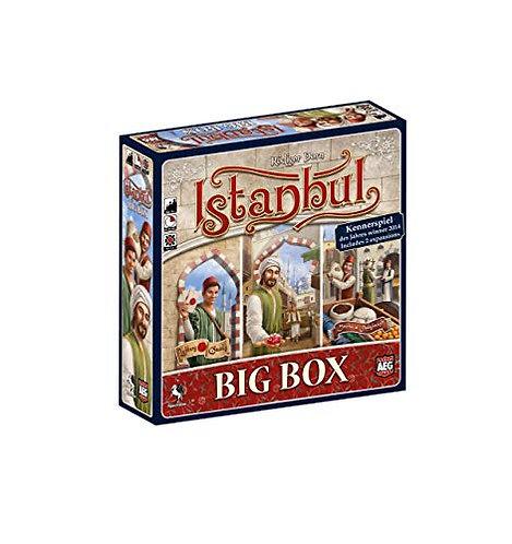 Istanbul: Big Box