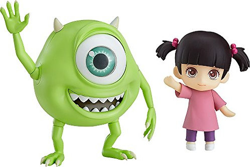 Good Smile Nendoroid Mike & Boo Set: Standard Ver, One-Size, Multicolor
