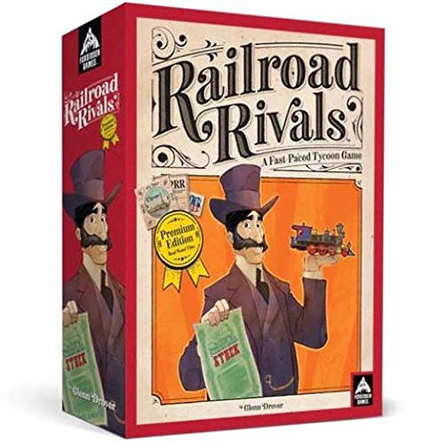 Railroad Rivals Premium