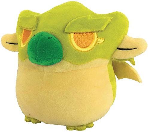 "Capcom Monster Hunter Mochikawa Rathian Green Plush, 4"""