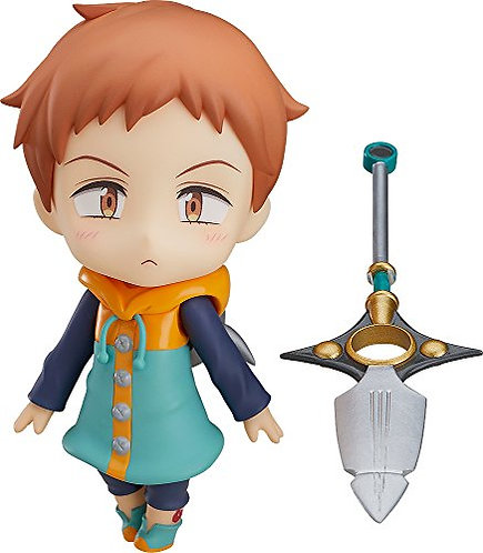 Good Smile The Seven Deadly Sins: Revival of The Commandments: King Figure
