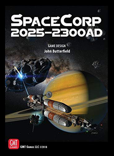 SpaceCorp: 2025–2300 AD