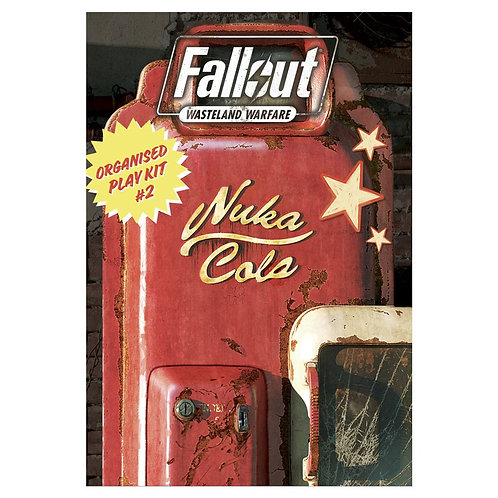 Fallout: WW: Organized Play Kit 2