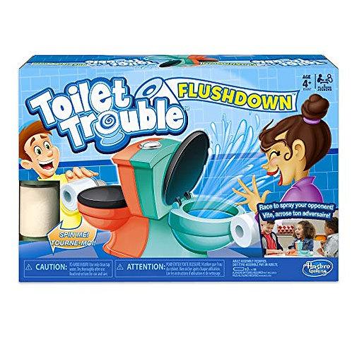 Toilet Trouble: Flushdown