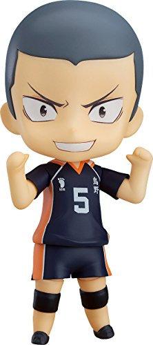 Orange Rouge Haikyu!! Nendoroid Action Figure Ryunosuke Tanaka 10 cm Figures