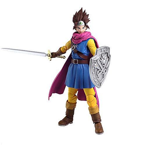 Square Enix Dragon Quest III: Bring Arts Hero Action Figure