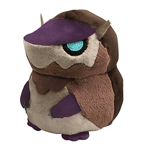 Capcom MAY188613 Monster Hunter: Zorah Magdaros Soft Springy Plush