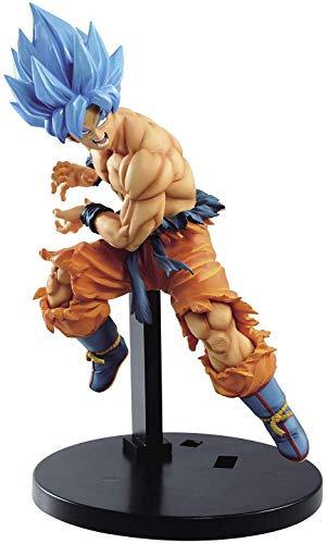 Banpresto Dragonball Super Tag Fighters Son Goku, Multicolor