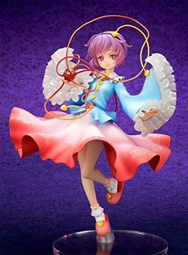quesQ MAY189581 Touhou Project: Satori Komeiji 1: 8 Scale PVC Figure, Multicolor