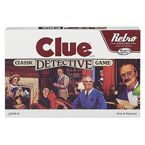 Retro Clue